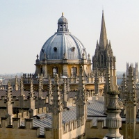 June Roof: Dreaming Spires