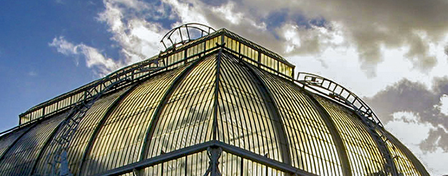 Wordless Wednesday: Kew Gardens Palm House